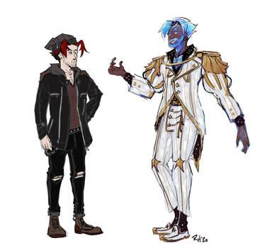Blood Punk // Star Prince