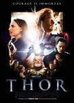 Drew Struzan-style Thor Poster