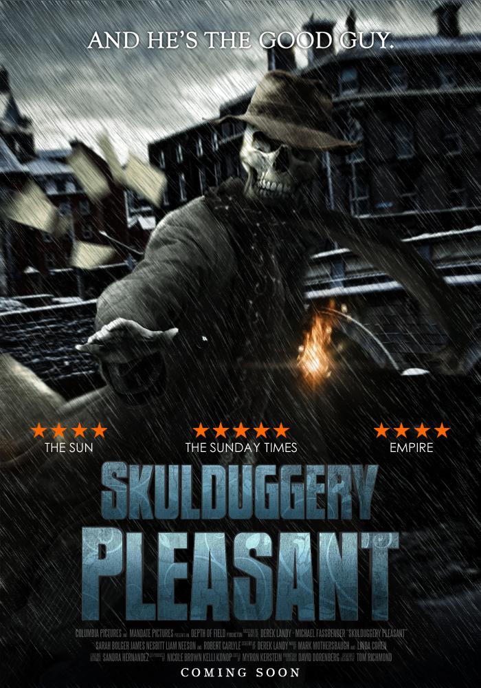 Skulduggery Pleasant Film
