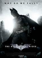 The Dark Knight Rises Poster by SkinnyGlasses