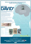 David 8 Poster - Prometheus Viral