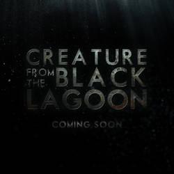 Creature From The Black Lagoon Reboot Logo by SkinnyGlasses
