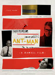 Saul Bass Style Ant-Man Poster