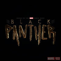 Marvel Studios' Black Panther Logo by SkinnyGlasses
