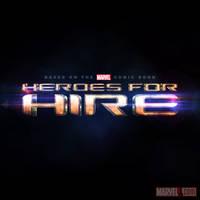 Marvel Studios' Heroes for Hire Logo by SkinnyGlasses