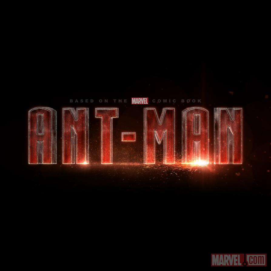 Marvel Studios: Marvel Studios' Ant-Man Logo By SkinnyGlasses On DeviantArt