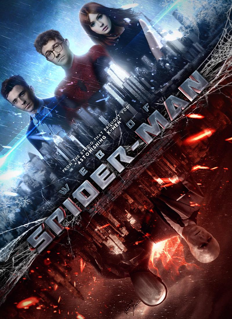 Web of Spider-Man Poster by SkinnyGlasses on DeviantArt