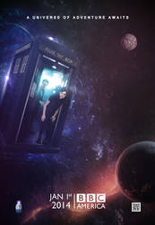 Doctor Who: Series 8 Teaser Poster