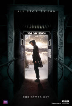 Doctor Who: The Fall of the Eleventh Poster