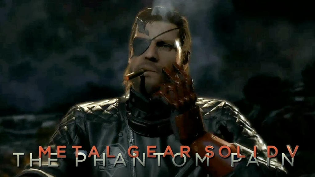 Metal-Gear-Solid-5 by SilverAppleStock