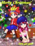 Kakeru and Haruka