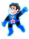 Blue Lantern Steven by BurningOleander