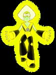 Sinestro Corps Peridot by BurningOleander