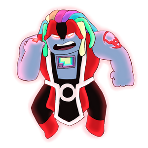 Red Lantern Bismuth