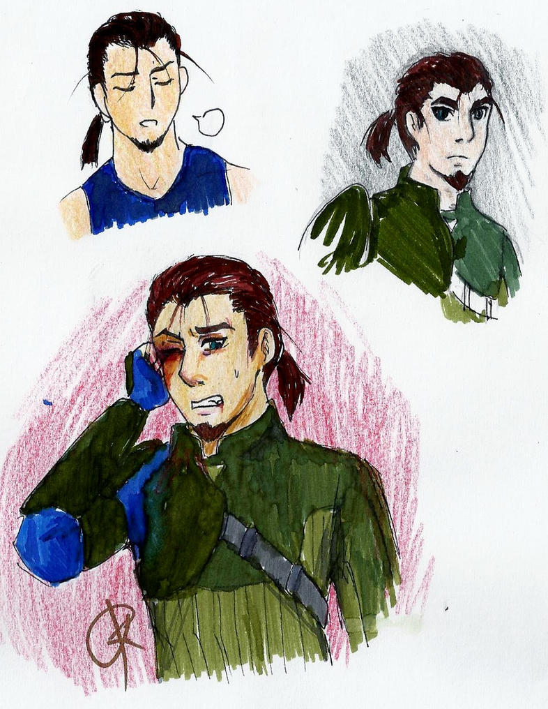 Rebels Doodles 2 by HollowRain1