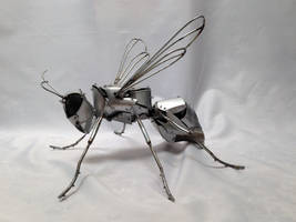 Hornet by HubcapCreatures