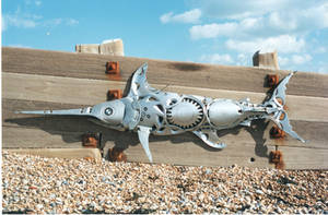 Swordfish by HubcapCreatures