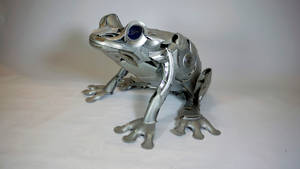 Frog by HubcapCreatures