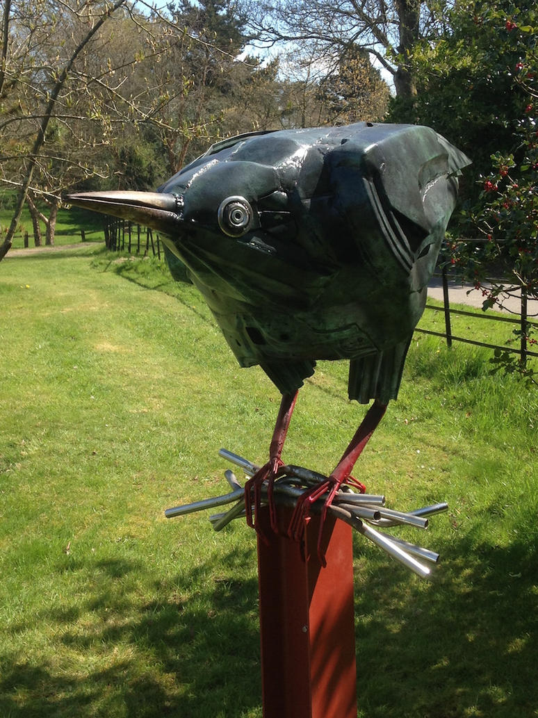 Verdy Birdy by HubcapCreatures