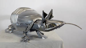 Armadillo2017 by HubcapCreatures