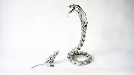 Rat and Cobra