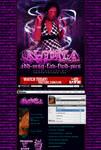 Njema Myspace Layout