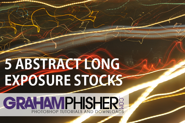 Abstract Long Exposure Stocks by GrahamPhisherDotCom
