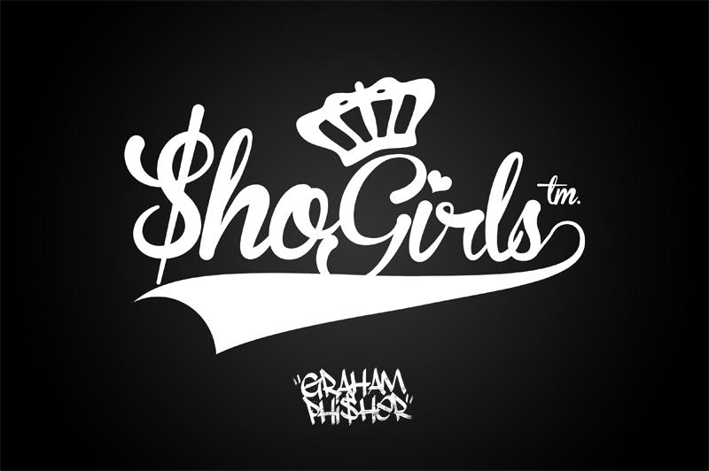 ShoGirls Logo Concept 2