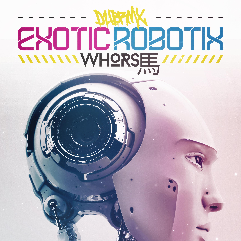 Whorse - Exotic Robotics by GrahamPhisherDotCom
