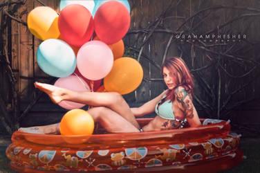 Baked Beka - Balloons