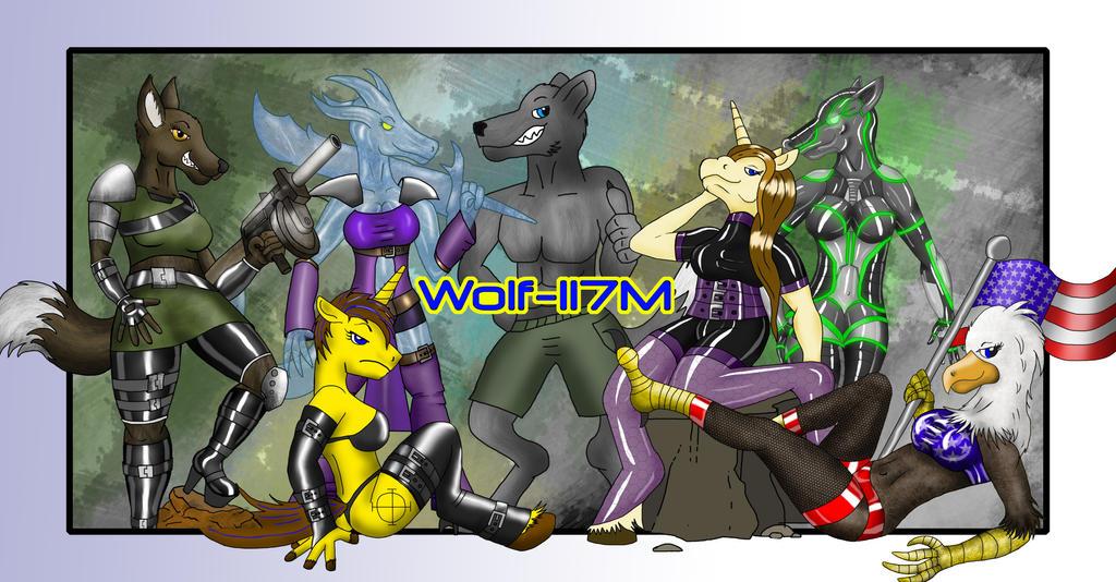 wolf117M's Profile Picture
