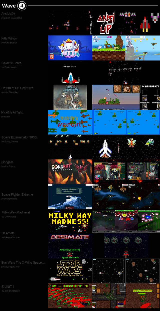ShmupJam Games 04 by buko-studios