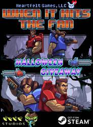 When It Hits The Fan - Halloween Giveaway