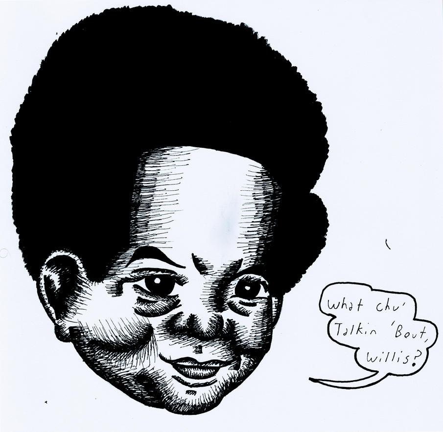 Gary Coleman By Smokebutt On DeviantArt