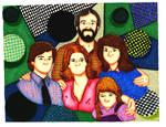 80s Sit-Com Family 1 by Smokebutt