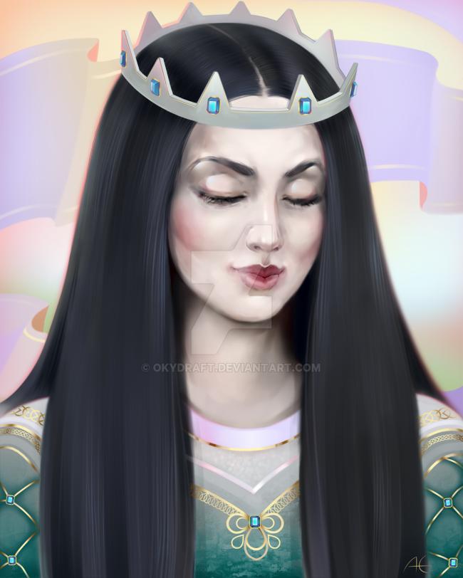 Aurora by OkyDraft