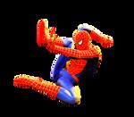 Spider-Man PS4 Pose Render