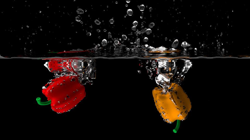 Bell Pepper Blender by ewebster123