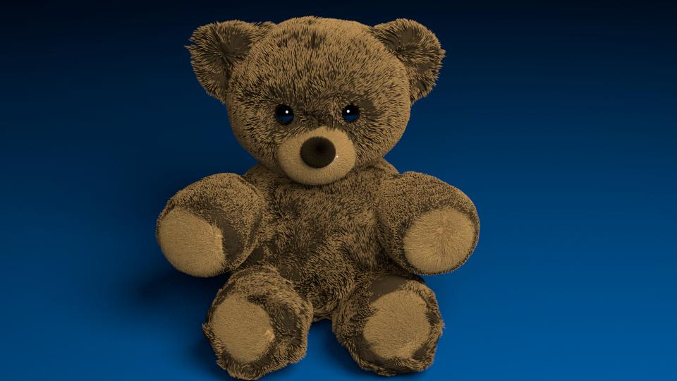 Teddy Bear Blender by ewebster123