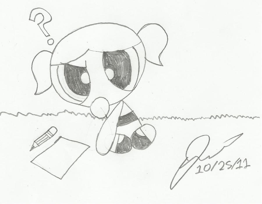 Bubbles What Should I Draw By Agufanatic98 On DeviantArt