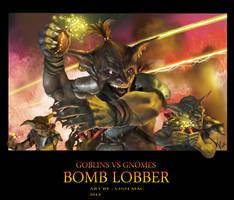 Bomb Lobber Final by mvartist
