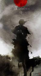 Ink Samurai by Jungshan