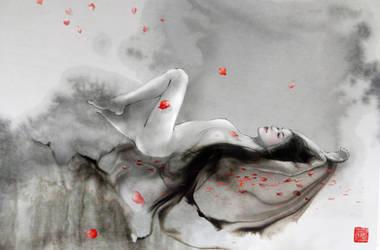 Shui- enchantress by Jungshan