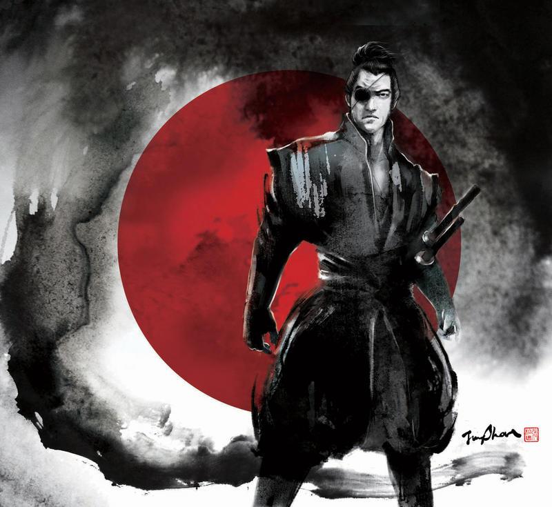 Jubei Yagyu by Jungshan