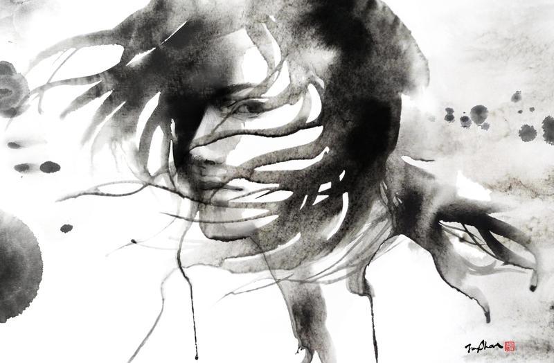 Umetnost mastilom - Page 2 Melted_by_jungshan-d63m0fj