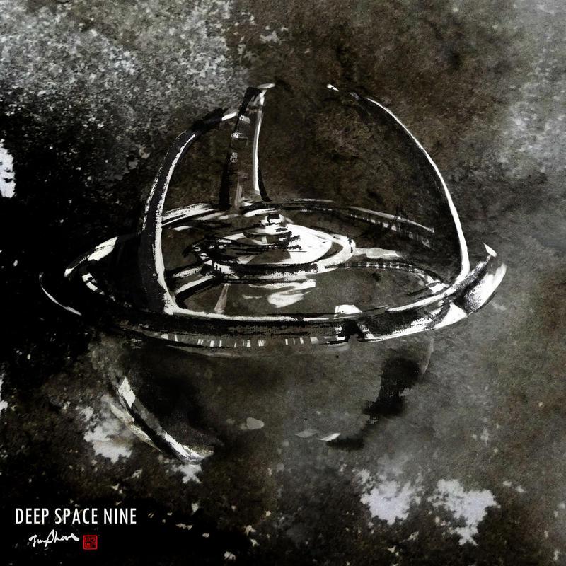 StarTrek Deep Space Nine by Jungshan