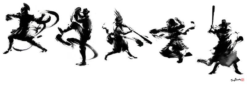 Asia Series 2013 Character development II