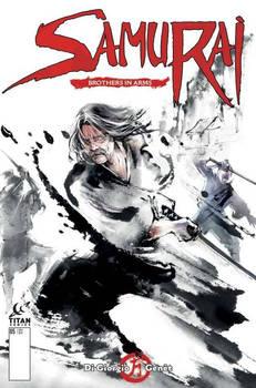 Samurai cover
