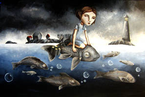 Across the Ocean by Ruthiegirl
