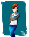 Me And Piplup